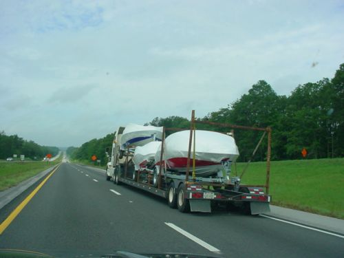 seen headed south toward Mobile, AL.