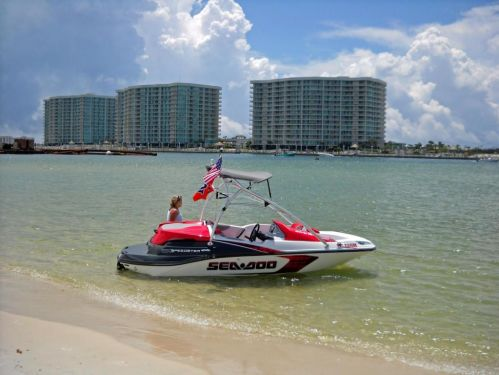 Orange Beach - '08 SeaDoo Speedster