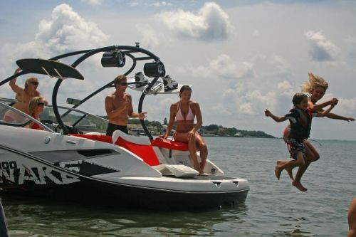 2010 Sea-Doo 210 WAKE sport boat - on-water (12).jpg