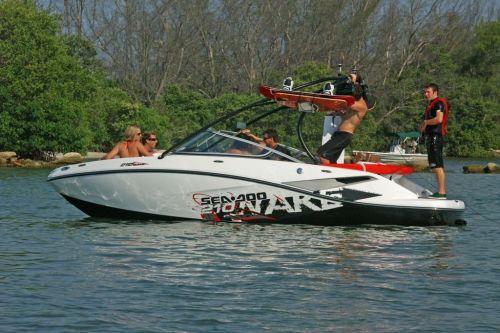 2010 Sea-Doo 210 WAKE sport boat - on-water (16).jpg