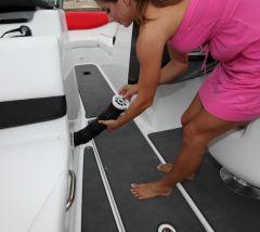 2010 Sea-Doo 210 WAKE Sport Boat -  Details - heater hose.jp