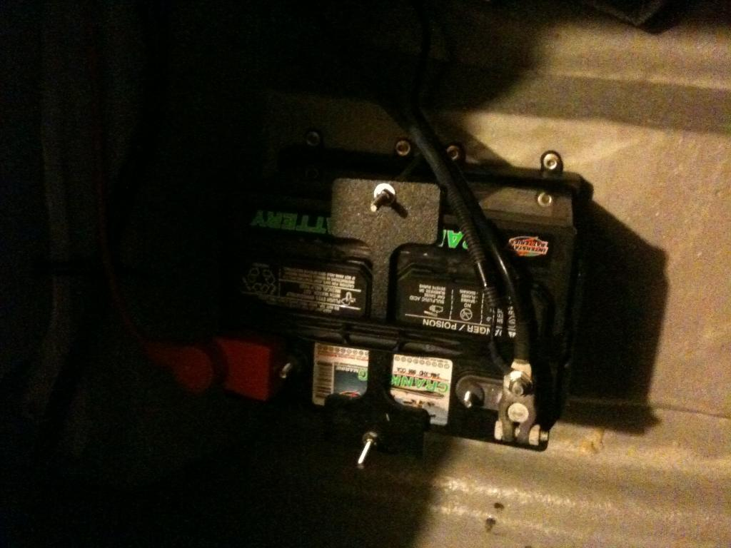 180 Challenger Battery