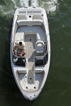 2011 Sea-Doo 210 Challenger Boat low speed handling.JPG