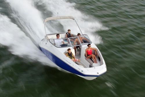 2011 Sea-Doo 230 Challenger Boat - Action (6).JPG