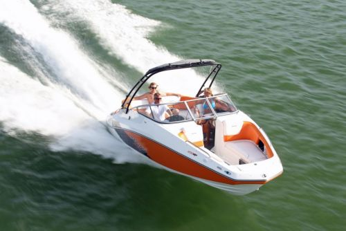 2011 Sea-Doo 230 SP Boat - Action (1).JPG