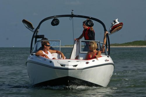 2011 Sea-Doo 210 WAKE Boat - on-water (23).JPG