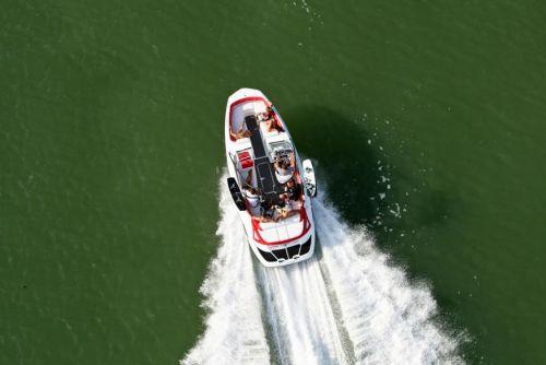 2011 Sea-Doo 230 WAKE Boat - Action (1).JPG