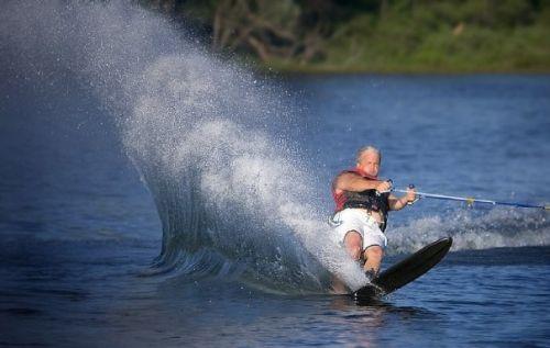 Me slalom