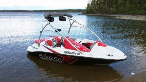 2009 Sea Doo 150 Speedser 255 hp