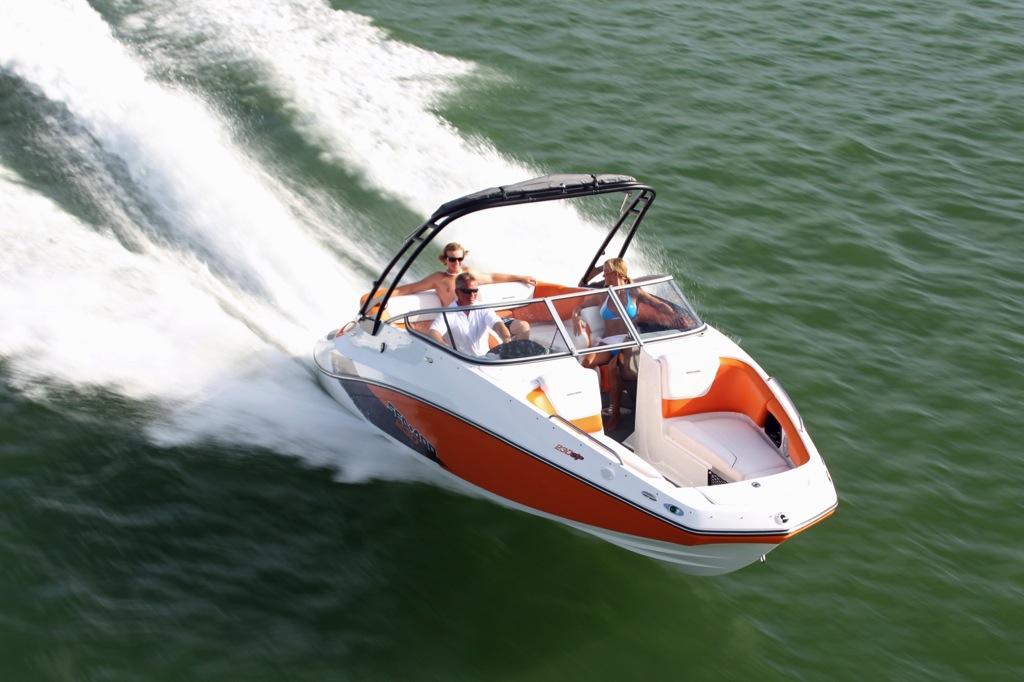 2012 Sea Doo 230 SP Boat   Action (1)