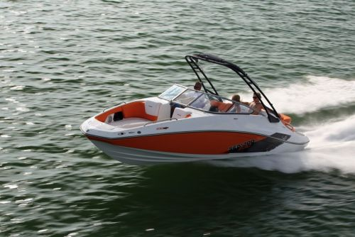 2012 Sea Doo 230 SP Boat   Action (2)