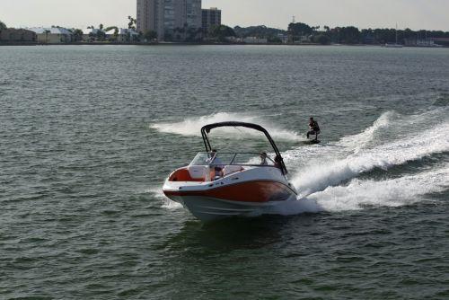 2012 Sea Doo 230 SP Boat   Action (4)