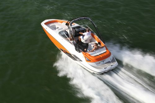 2012 Sea Doo 230 SP Boat   Action (3)