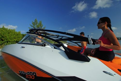 2012 Sea Doo 230 SP Boat   Details Tower Down