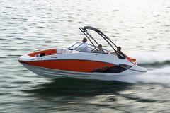 2012 Sea Doo 230 SP Boat   Action