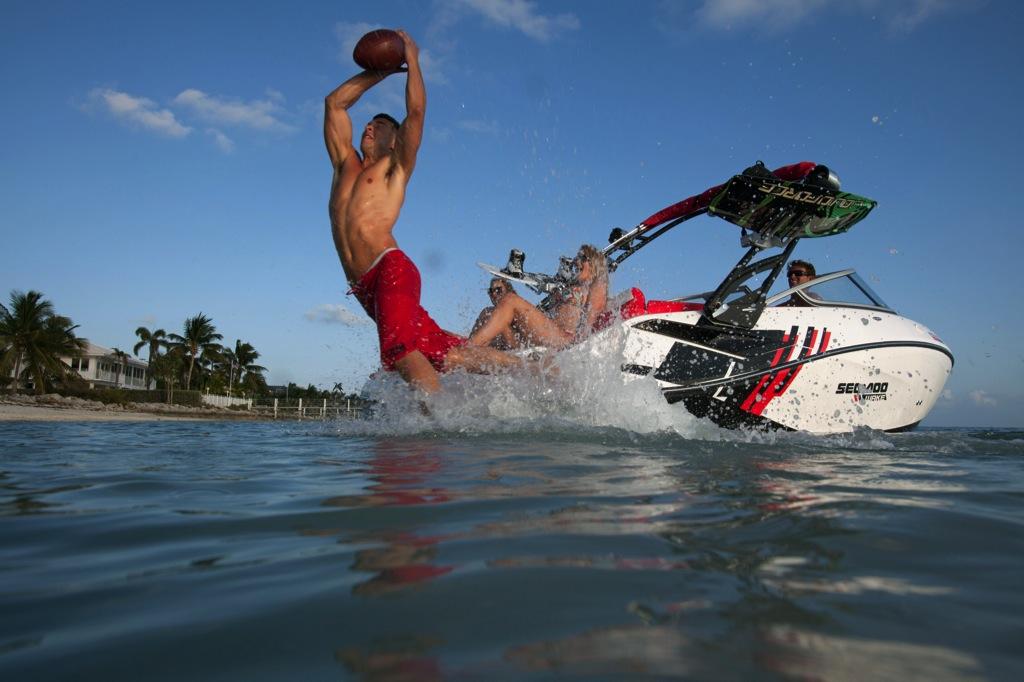 2012 Sea Doo 210 WAKE Boat   Lifestyle 5