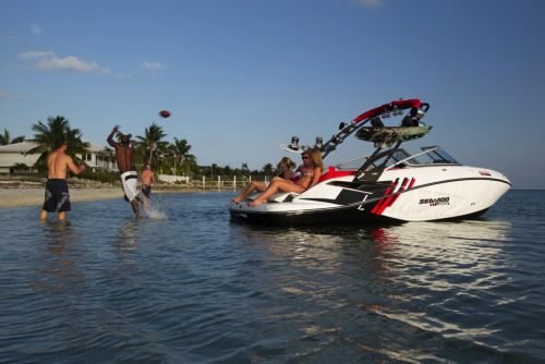 2012 Sea Doo 210 WAKE Boat   Lifestyle 1