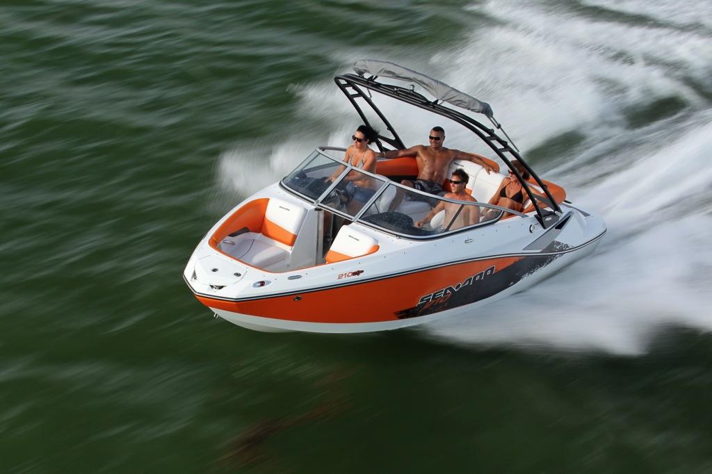 2012 Sea Doo 210 SP Boat   Action (12)