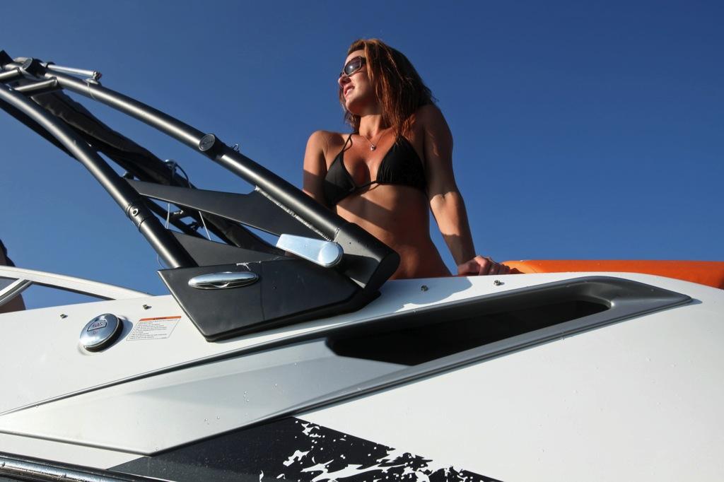 2012 Sea Doo 210 SP Boat   Action (7)