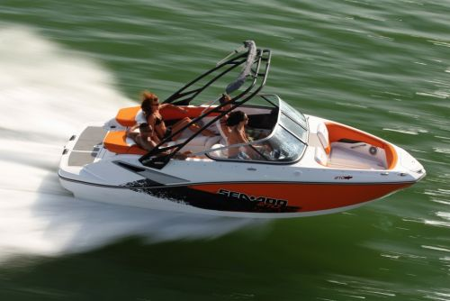 2012 Sea Doo 210 SP Boat   Action (13)