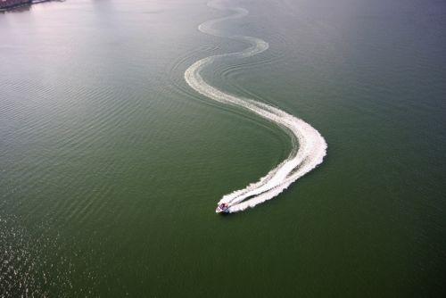 2012 Sea Doo 210 SP Boat   Action (8)