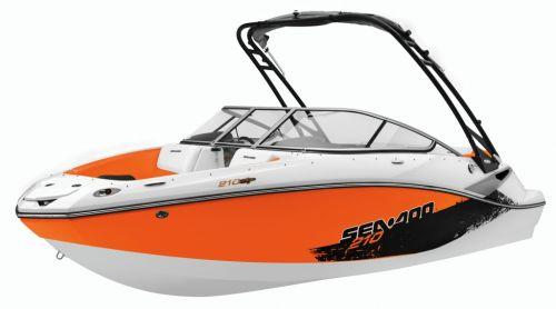 2012 Sea Doo 210 SP Boat   Details 3 4