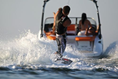 2012 Sea Doo 210 SP Boat   Action (4)