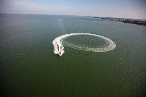 2012 Sea Doo 210 SP Boat   Action (10)