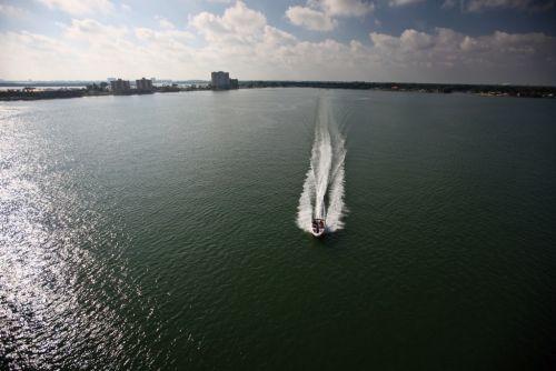 2012 Sea Doo 210 SP Boat   Action (9)