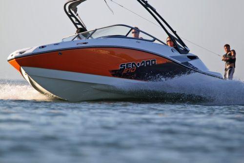 2012 Sea Doo 210 SP Boat   Action (5)