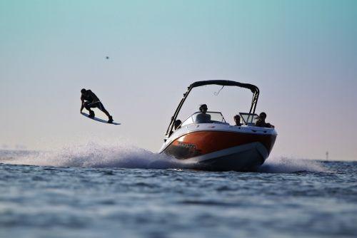 2012 Sea Doo 210 SP Boat   Action (2)