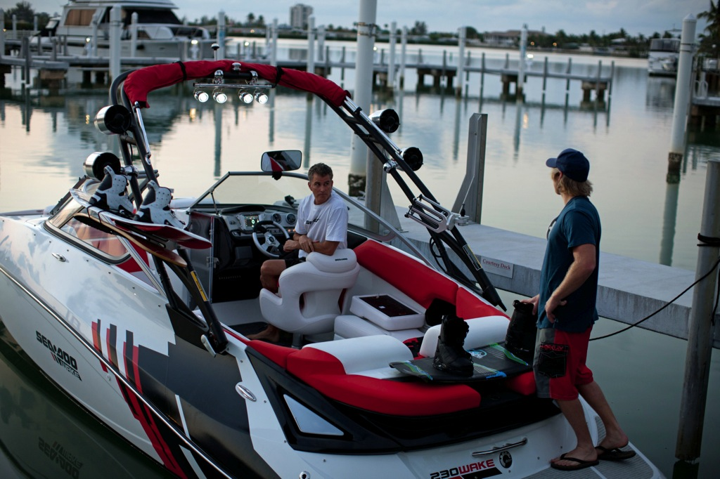 2012 Sea Doo 230 WAKE Boat   Lifestyle 5