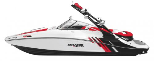 2012 Sea Doo 230 Wake   Studio   Profile