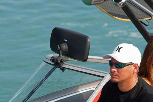 2012 Sea Doo 230 WAKE Boat   Details Mirror