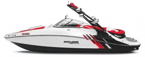 2012 Sea Doo 230 Wake   Studio   Profile Shd