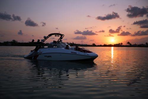 2012 Sea Doo 230 WAKE Boat   Lifestyle 2