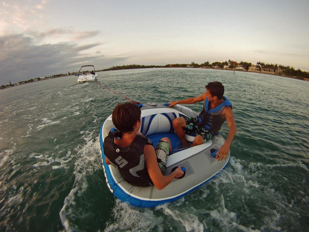 2012 Sea Doo 180 SP Boat   Action 5