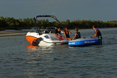2012 Sea Doo 180 SP Boat   Lifestyle 5