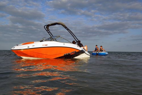2012 Sea Doo 180 SP Boat   Lifestyle 3