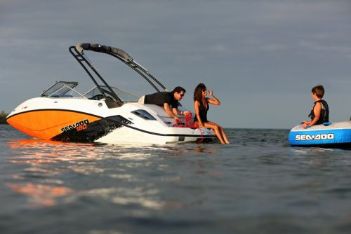 2012 Sea Doo 180 SP Boat   Lifestyle 1