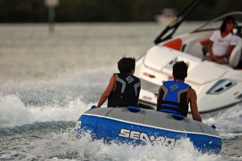 2012 Sea Doo 180 SP Boat   Action 2