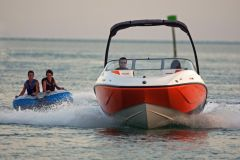 2012 Sea Doo 180 SP Boat   Action 1
