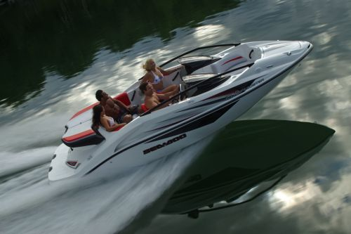 2012 Sea Doo 200 Speedster Boat   Action (1)