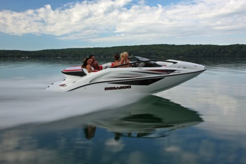 2012 Sea Doo 200 Speedster Boat   Action (3)