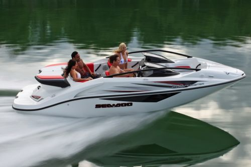 2012 Sea Doo 200 Speedster Boat   Action (4)