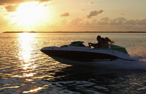 2012 Sea Doo 150 Speedster Boat   Action 11