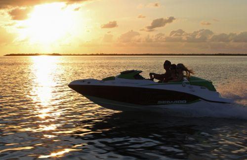 2012 Sea Doo 150 Speedster Boat   Action 11