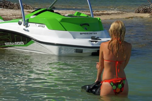 2012 Sea Doo 150 Speedster Boat  Lifestyle 1