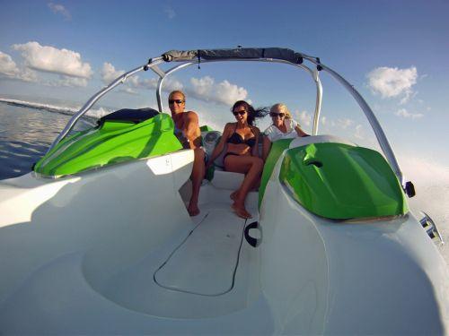 2012 Sea Doo 150 Speedster Boat   Action 1