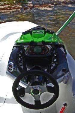 2012 Sea Doo 150 Speedster Boat   Details Helm